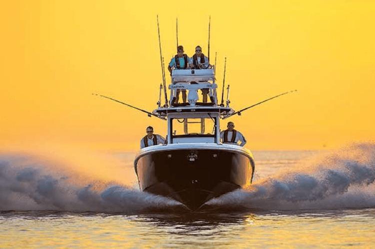 Sırtı Balıkçılığı Tekne