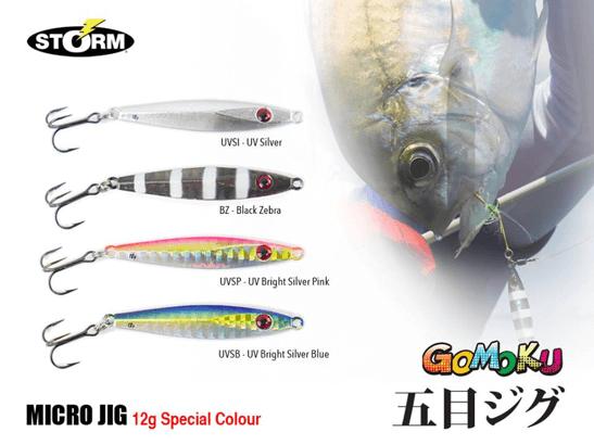 Storm Gomoku Micro 8 gr