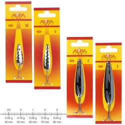 Albastar - AlbaStar 404 Lüfer Olta Kaşığı