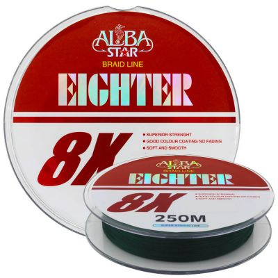 Albastar Eighter 8x İp Misina