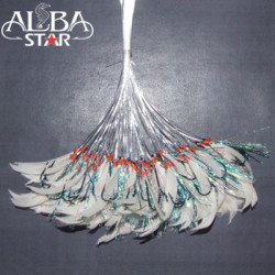 Albastar - Albastar Köstek Tüylü Simli