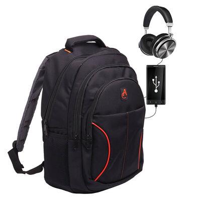 Albastar ProTech 4 Akıllı Sırt Çantası - Smart Bag