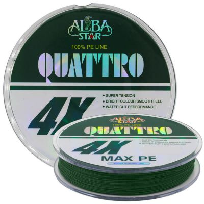 Albastar Quattro 4x İp Misina
