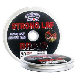 Albastar - Albastar Strong Braid Lrf İp Olta Misinası