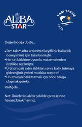 Albastar Tam Takım Surf Usta Olta Seti TTS010 - Thumbnail