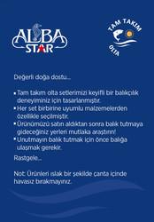 Albastar Tam Takım Usta Lrf Olta Seti TTS021 - Thumbnail