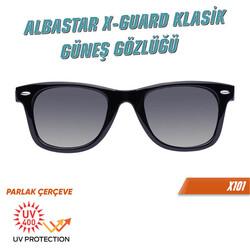 Albastar X-Guard Klasik Güneş Gözlüğü UV400 - Thumbnail
