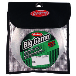 Berkley - Berkley Big Game Leaders Monofilament Olta Misinası