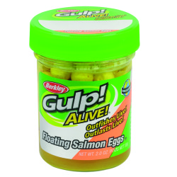 Berkley - Berkley Gulp Alive Floating Salmon Eggs Sahte Yemi