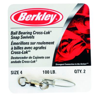Berkley Mc Mahon Ball Bearing Klipsli Olta Fırdöndüsü
