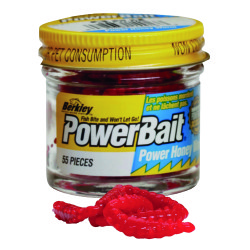 Berkley - Berkley Powerbait Honey Worms Sahte Kurt