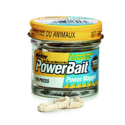 Berkley - Berkley Powerbait Maggot Sahte Kurt