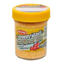 Berkley - Berkley Powerbait Natural Scent Glitter Salmon Egg Sahte Yemi