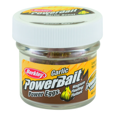 Berkley Powerbait Power Eggs Floating Garlic Sahte Yemi