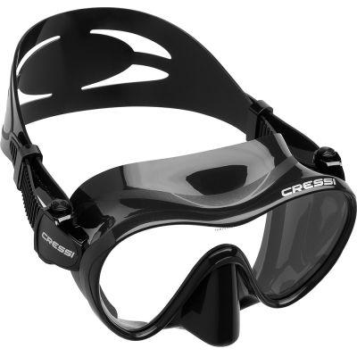 Cressi F1 Frameless Dalış Maskesi