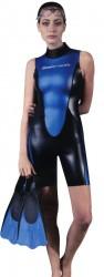 Cressi - Cressi Glaros Shorty Lady Yüzücü Elbisesi