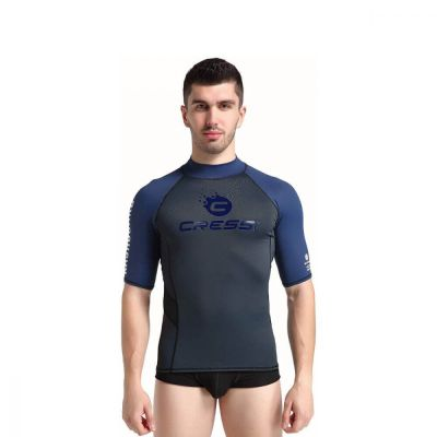 Cressi Hydro Premium Rash Guard Man T-Shirt