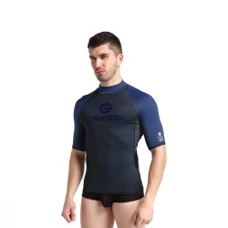 Cressi Hydro Premium Rash Guard Man T-Shirt - Thumbnail