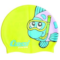 Cressi - Cressi Junior Fantasy Silikon Yüzücü Bonesi