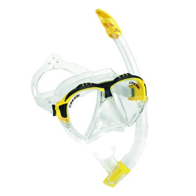 Cressi Matrix Maske Gamma Şnorkel Seti