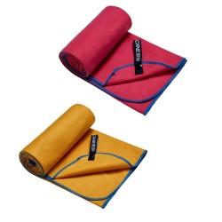Cressi - Cressi Mikrofiber İki Renkli Çok Amaçlı Havlu