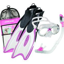 Cressi - Cressi Palau Kid Palet Maske Şnorkel Seti