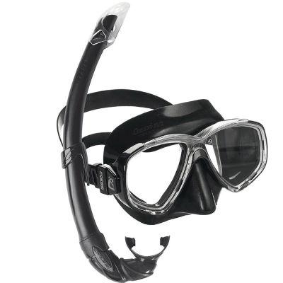Cressi Perla Maske Mexico Şnorkel Seti