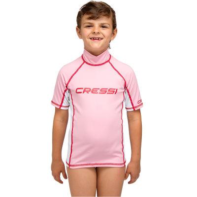Cressi Rash Guard Junior Girl Kısa Kollu T-Shirt