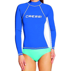 Cressi - Cressi Rash Guard Lady Uzun Kollu T-Shirt