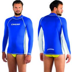 Cressi - Cressi Rash Guard Man Uzun Kollu T-Shirt