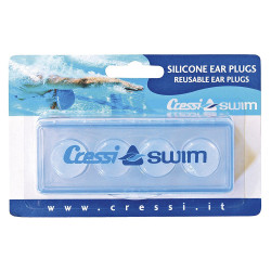 Cressi - Cressi Silikon Kulak Tıkacı