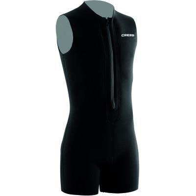 Cressi Zip Vest Thermal Kolsuz Dalış ve Yüzme Elbisesi