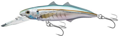 Livetarget Cigar Minnow Trollingbait Deep Dive Floating Sahte Balığı