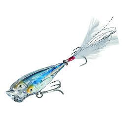 Live Target - Livetarget Glass Minnow Baitball Popper Floating Sahte Balığı