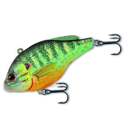 Livetarget Sunfish Rattlebait Pumpkinseed Sinking Sahte Balığı