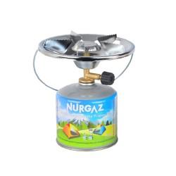 Nurgaz - Nurgaz Olympos Ocak 450gr Kartuşlu NG 076