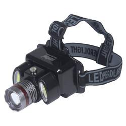 Panther - Panther Pt-5910 Pompalı Zoom Ledli Kafa Lambası