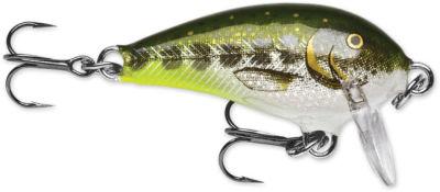Rapala Mini Fat Rap Sahte Balığı