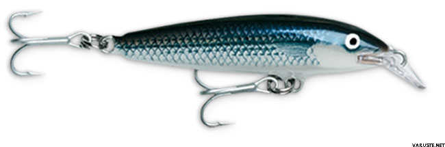 Rapala Original Floating Sahte Balığı