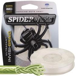 SpiderWire - SpiderWire UltraCast Invisi Braid İp Olta Misinası