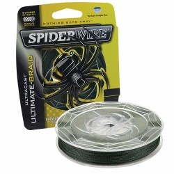 SpiderWire - SpiderWire UltraCast Ultimate Braid İp Olta Misinası