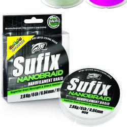 Sufix - Sufix Nano Braid İp Misina