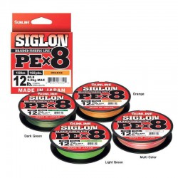 Sunline - Sunline Siglon Braid Pe x8 İp Misina
