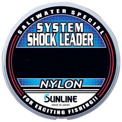 Sunline System Shock Leader Monofilament Olta Misinası