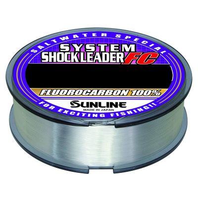 Sunline System Shockleader FluoroCarbon Olta Misinası