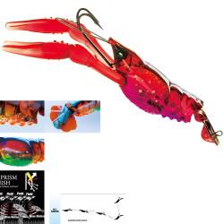 Yozuri - Yozuri 3DB Crayfish Slow Sinking Sahte Balığı