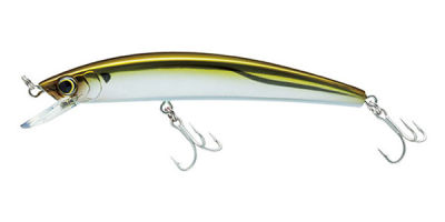 Yozuri Crystal Minnow Floating Sahte Balığı